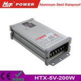 5V 40A 200W LED Schaltungs-Stromversorgung Htx des Transformator-AC/DC