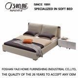 호텔 가구 G7008를 위한 단단한 나무 Fram 현대 빨 수 있는 침대