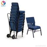 Fabrik-Zubehör verwendete Metallsicherheitskreis-Kirche-Stuhl für Auditorium
