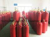 Sistema del extintor de la red 70L-120L Electromaganetic FM200 del tubo de la venta directa de la fábrica