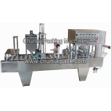 Machine remplissante de cachetage de cuvette de jus (BG60A-4C)
