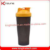 [600مل] بلاستيكيّة بروتين رجّاجة زجاجة ([كل-7010])