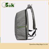 Form-diebstahlsicherer Notizbuch-Laptop-Rucksack mit Laptop-Hülse