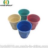 Cup 7oz Composable biodegradierbares Plastikessgeschirr-Bambusfaser-Kaffeetasse