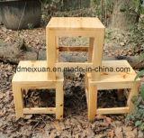 Stevige Houten Kruk voor Kinderen (m-X3120)
