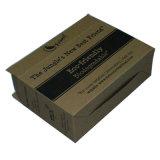 Caixa do papel de embalagem de Brown da impressão de Flexo