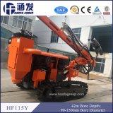 Hfの競争価格の携帯用掘削装置Hf115yの引用語句