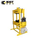 Machine de presse hydraulique d'atelier de 100 tonnes