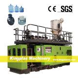 Máquina del moldeo por insuflación de aire comprimido de la protuberancia para el tambor puro del agua botella de la PC de 4 galones