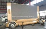 Remorque de publicité mobile pratique de Commecial de petit camion de DEL