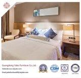 Form-Hotel-Möbel mit dem Bettwäsche-Raum eingestellt (YB-O-52)