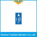 [450كغ-1600كغ] [مرل] مسافر مصعد مع عمليّة جرّ غير مسنّن