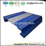 6063 Perfil de aluminio de alta calidad para el equipo de audio del coche de disipador de calor