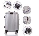 Diseño clásico maletín de aluminio, la moda de equipaje (XHAF043)