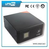 Hohe Leistungsfähigkeit Gleichstrom-Wechselstrom-reine Sinus-Wellen-Solarinverter-Aufladeeinheit mit Übereingabe, über der Aufladung, niedriger Batterie-Warnungs-Schutz