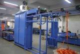 Polyester, welches Brücke-das automatische Bildschirm-Drucken-Maschinen-Cer genehmigt peitscht