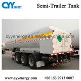 10m3 wirkungsvolles Sattelschlepper-Transport-Becken der Kapazitäts-LNG kälteerzeugendes