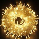 50m света водоустойчивый СИД шнура 400 СИД свет шнура рождества высоковольтного