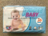 Le Venezuela Hot vendre Pimper jetables de coton les couches pour bébés les couches pour bébés