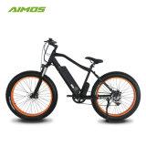 [36ف] [350و] 26 بوصة [إ] سمين درّاجة رمز درّاجة كهربائيّة