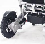 Складчатости продукта SGS Ce кресло-коляска привода силы медицинской миниой облегченная электрическая