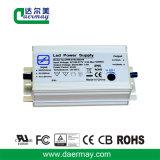 En el exterior el controlador LED 70W 36V resistente al agua IP65