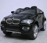 BMW X6는 차 장난감에 아이 탐을 허용했다