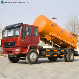 HOWO Abwasser-Vakuumabsaugung-Tanker-LKW