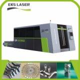 500W ou 3000W de potência da máquina de corte de fibra a laser na venda Eks Laser Verde