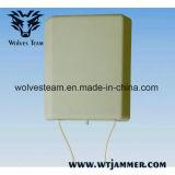 5 de Stoorzender van het Signaal van Cellphone WiFi van de band met Verre Antennes Control+Directional