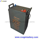 batteria profonda del ciclo del AGM di 6V 420ah per il carrello elevatore/sistema solare