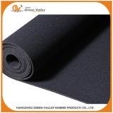 Ruído Acústico de absorção do tapete de borracha do piso de madeira Underlay