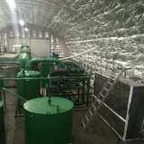 Grobes Palmöl-Raffinierungs-System