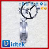 Didtek Wcb Kolben-Schweißungs-Dreiergruppen-Offsetdrosselventil
