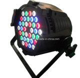 36*3W fase RGB LED de luz por função