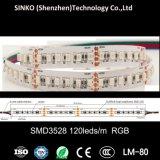 1m/2m/5m Ws2813 5V RGB 어드레스로 불러낼 수 있는 LED 지구 Black&White 새로운 PCB 30/60/144 LEDs/M