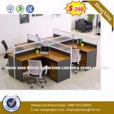 Bureau exécutif Table MDF simple ordinateur de bureau (HX-8NR0290)