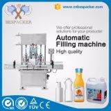 Máquina de rellenar de la buena calidad del agua mineral de la máquina de rellenar del agua de embotellado del petróleo automático de la máquina
