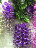Westeria 1.5m 36flowers의 인공적인 Plants 그리고 Flowers