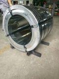 Bobine d'acier galvanisé (DC51D+Z, DC51D+ZF, st01Z, st02Z, st03Z)