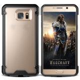 Противоударная для сотового телефона Samsung Galaxy примечание 5 защитных прозрачных футляров