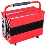 Kundenspezifischer angestrichener Metallstahlhilfsmittel-Sammler-Kasten