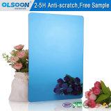 miroir acrylique de 0.8-6mm/miroir cosmétique/miroir de renivellement/miroirs argentés de miroir/salle de bains