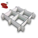 Teto suspendido de alumínio Moistureproof do revestimento por atacado do pó