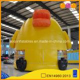 Gorila inflable de Chook del Moonwalk del pollo del juguete de los niños de la comunidad (AQ356)