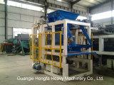 Bloco automático concreto que faz a máquina de fatura de tijolo da máquina