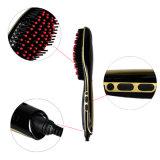 Écran LCD Nasv PEIGNE cheveux tailleuse de professionnels de la brosse de redressage de cheveux électrique rapide