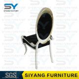 Hotel-Möbel-China-Armlehnen-Stuhl-Bankett-Stuhl-speisender Stahlstuhl