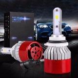 25Вт светодиод на большой скорости электровентилятора системы охлаждения двигателя Hb4 автомобильные светодиодные лампы 12V 24V 9005 СВЕТОДИОДНЫЕ ФАРЫ C6
