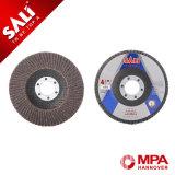 Disco de aluminio de la solapa de T27/T29 Calicined con la fibra o la cubierta plástica